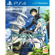 Sword Art Online: Lost Song, Bandai Namco, PlayStation 4, 722674120326