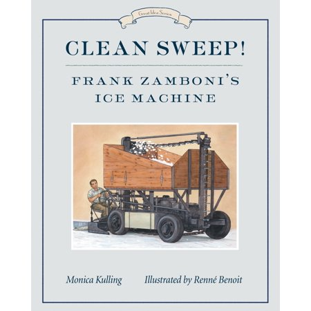 Clean Sweep! Frank Zamboni's Ice Machine : Great Idea Series - Mister Maker Halloween Ideas