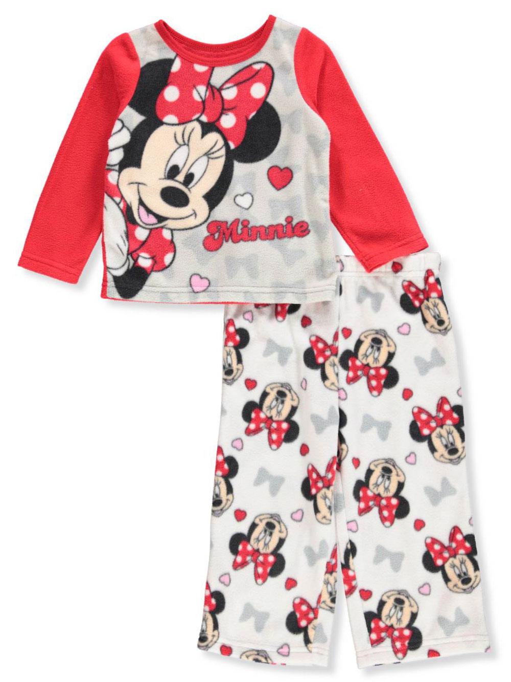 Disney Minnie Mouse Baby Girls' 2-Piece Pajamas