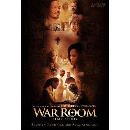 War Room Bible Study - Leader Kit (Bible Accessory Kit)