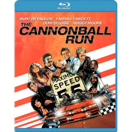 The Cannonball Run (Blu-ray) (Sink To The Bottom Like A Cannonball)