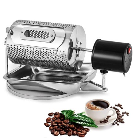 Professional Coffee Roaster (BestEquip Electric Coffee Roaster Mini Coffee Bean Roasting Machine Roller Type for Home)