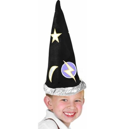 Child's Wizard Hat](Paper Wizard Hat)