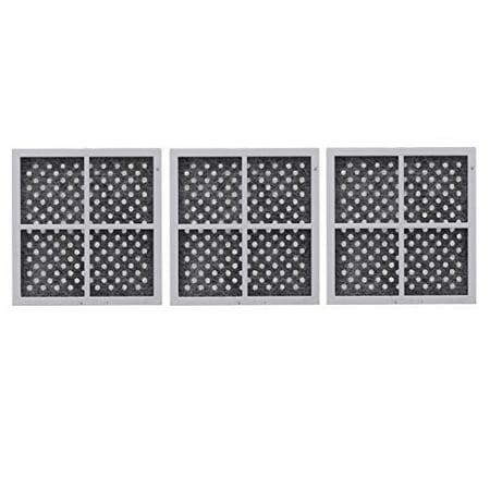 3 X LG ADQ73214404 Refrigerator Air Filter (LT120F) 3 Pack ()
