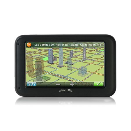 Refurbished Magellan Rm5320rgluc Roadmate 5320 Lm 5  Gps Device With Free Lifetime Maps