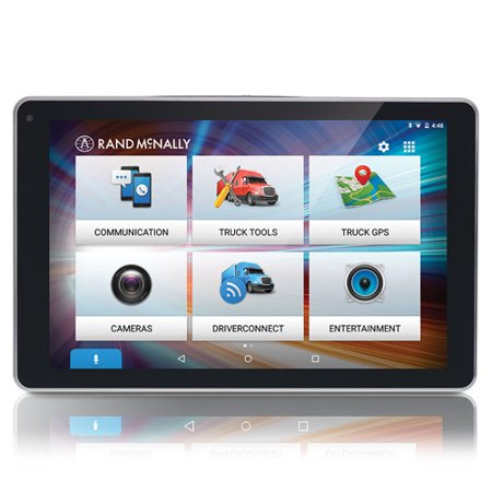 Refurbished Rand McNally OverDryve 8 Pro with Inbuilt Dashcam, Bluetooth & SiriusXM Truck GPS Plus Tablet ()