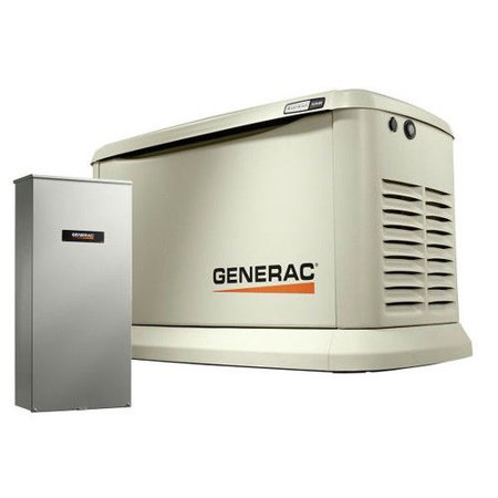Generac 70432- 22-19.5 kW Air-Cooled Standby 200 SE Generator with Aluminum Enclosure ()
