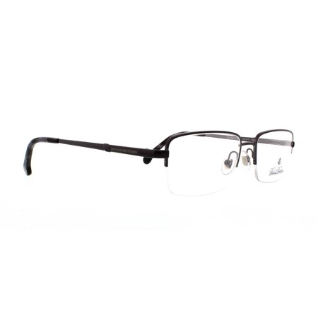 220be9309b BROOKS BROTHERS Eyeglasses BB1035 1630 Brushed Gunmetal 53MM Image 2 of 7