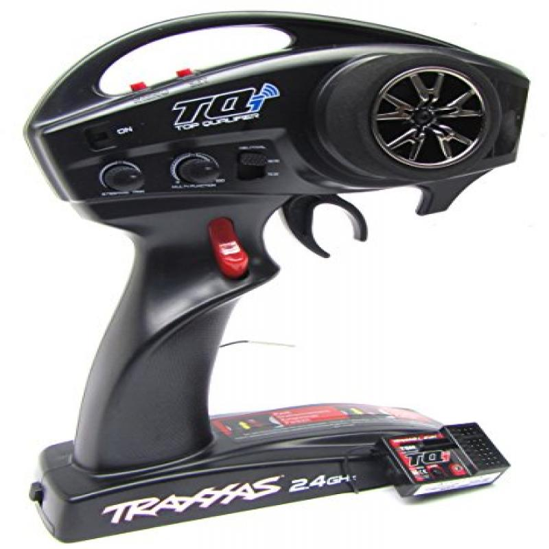 SLASH 4x4 OBA TSM RADIO SET 3ch TX & TSM 5ch Receiver Transmitter Revo T-maxx Traxxas... by