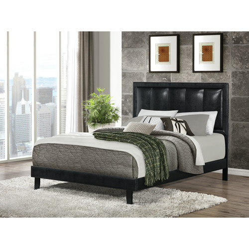 Wildon Home  Panel Bed