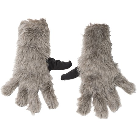 Guardians of the Galaxy Rocket Raccoon Gloves Child Halloween Accessory - Raccoon Gloves