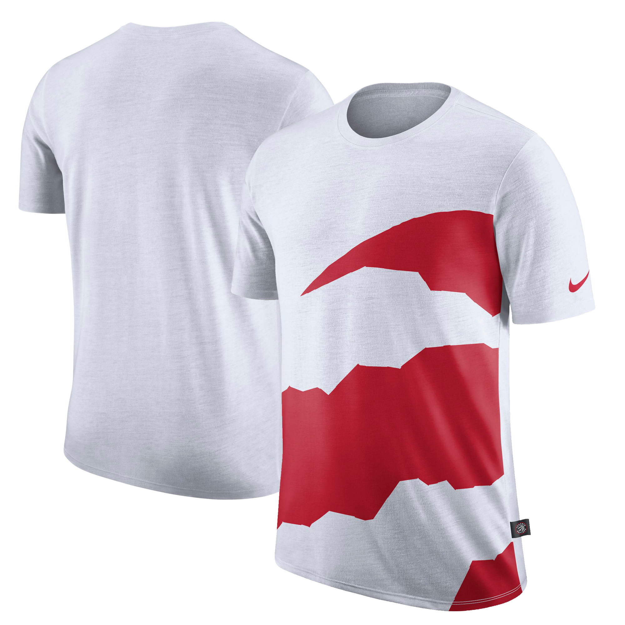 Toronto Raptors Nike DNA T-Shirt - White