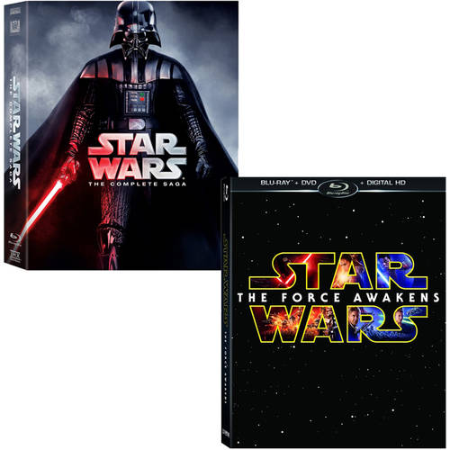 Complete Your Star Wars Collection: Bundle The Force Awakens with Your Old Favorites