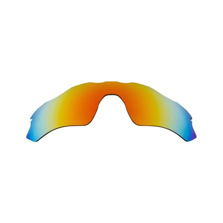 Replacement Lenses Compatible with OAKLEY Radar EV Path Polarized Red (Radar Path Sunglasses)