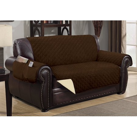 Sofa Guard Deluxe Reversible Loveseat Furniture Protector