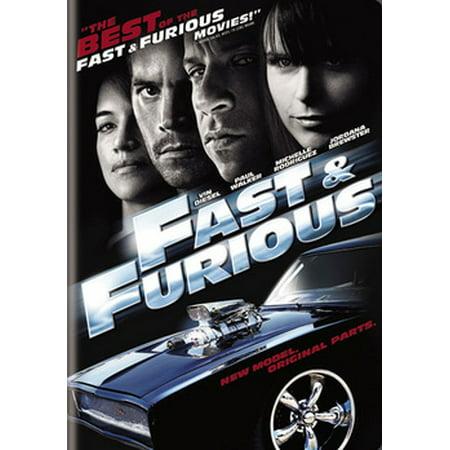 Fast & Furious (DVD) (Vin Diesel Wife In Fast N Furious)