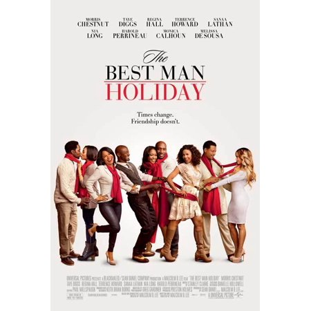 The Best Man Holiday (2013) 11x17 Movie Poster
