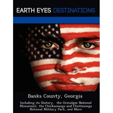 Banks County  Georgia