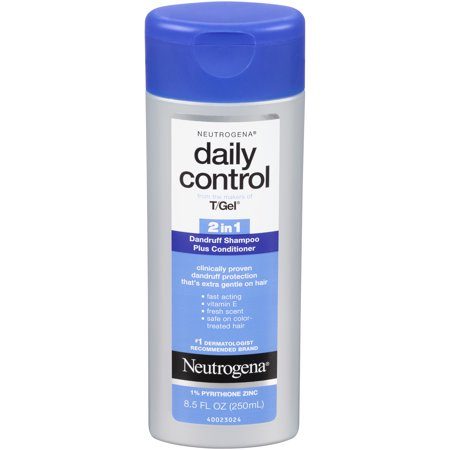 Neutrogena T / Gel Daily Control 2-en-1 Shampooing conditionneur De plus, 8,5 Fl. oz
