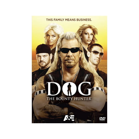 Dog the Bounty Hunter: This Family Means Business (DVD) (Beth The Bounty Hunter)