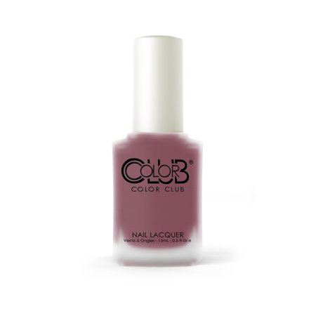 Color Club Rose Remedy Scented Matte Nail Polish, Don't Be a