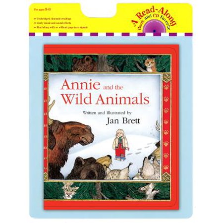 Annie and the Wild Animals book and CD ()