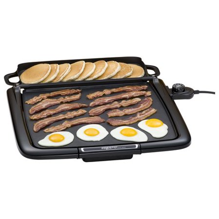 Presto Griddle with Warming Tray