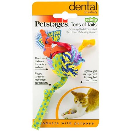 Petstages Catnip Tons Of Tails