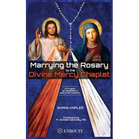 Marrying the Rosary to the Divine Mercy (Divine Mercy Holy Water)