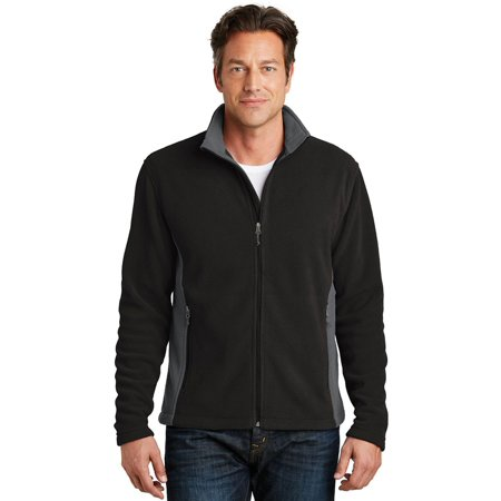 Port Authority Men's Colorblock Value Fleece Jacket