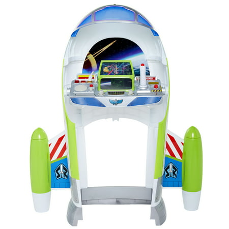 Disney Toy Story Buzz Lightyear Star Command Center with working sound effects