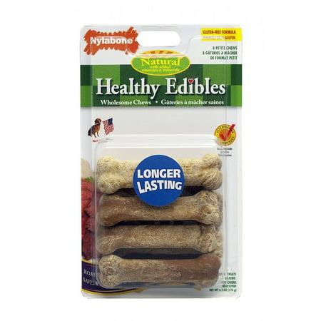 Nylabone Healthy Edibles Natural Dog Treats](Creative Healthy Halloween Treats)