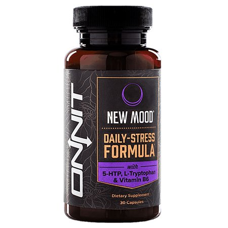 New Mood Therapy (Onnit New Mood Stress Formula)
