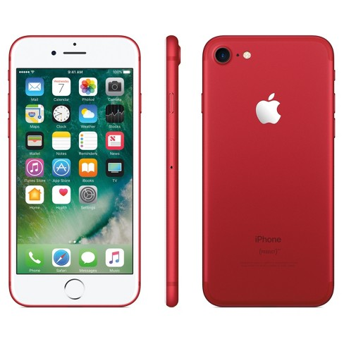 iPhone 7 Plus 128GB Red (AT&T) Refurbished Grade B