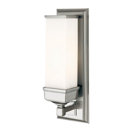 Hudson Valley 471-PN 1 LIGHT WALL SCONCE