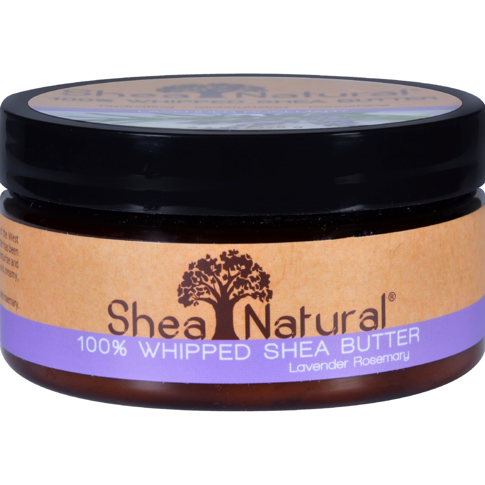 Shea Natural Shea Butter, Lavender Rosemary, 6.3 Oz