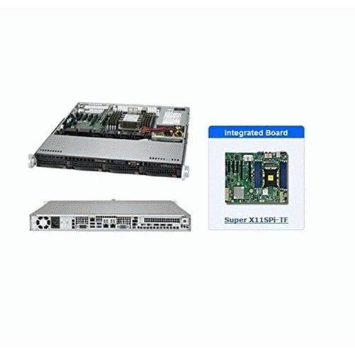 Supermicro X11SPI-TF 813MFTQC-350CB Int Board