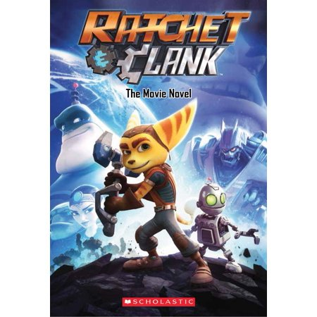 Ratchet and Clank: The Movie Novel - eBook