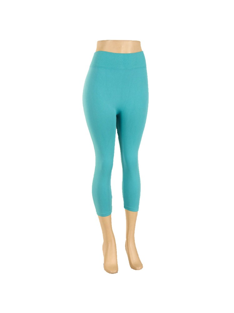 Capri 3//4 Length Queen of Cases Zebra Print Yoga Leggings Low Waist