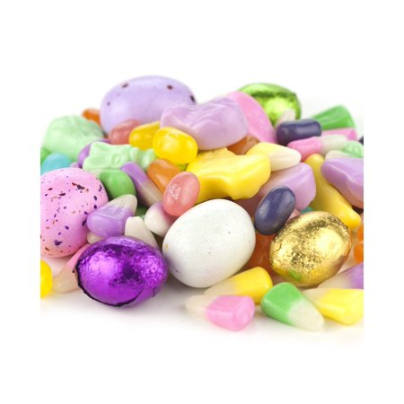 Jelly Belly Assorted Easter Candy Deluxe Easter Mix 1 pound - Halloween Candy Belly