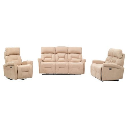 Sunset Trading Easy Living Holland Power Reclining Sofa Set 7544 Product Photo