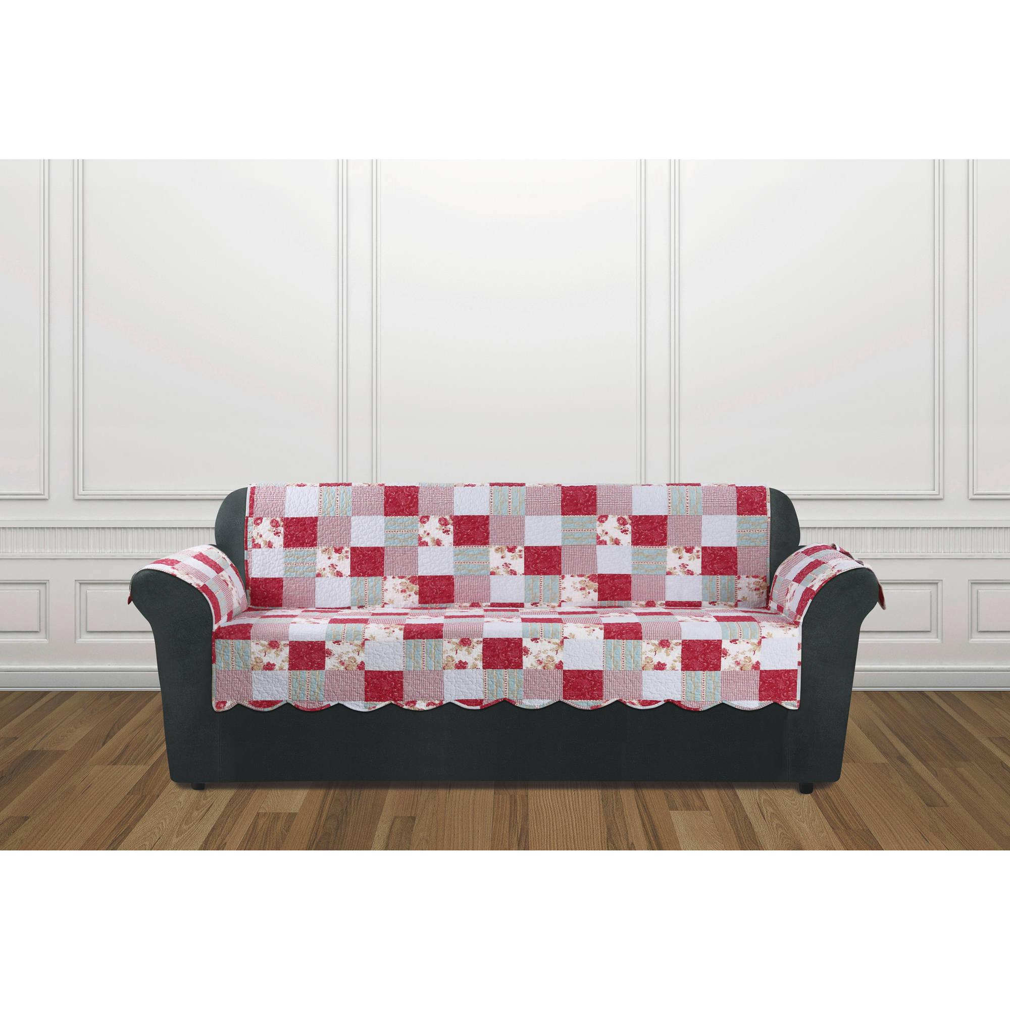 Sure Fit Heirloom Furniture Pet Sofa Cover