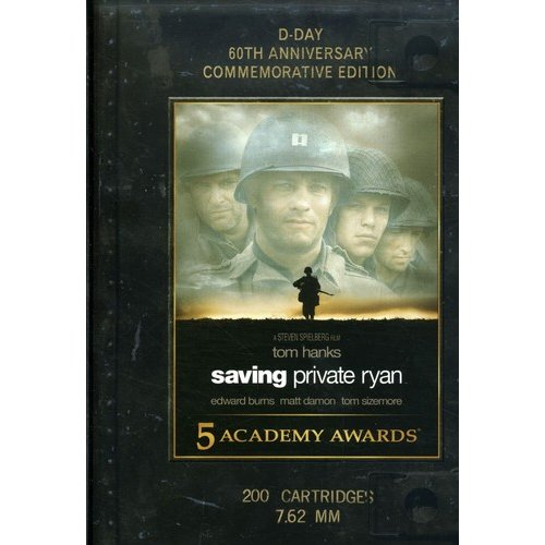 SAVING PRIVATE RYAN D-DAY 60TH ANNIVERSARY EDITION (DVD)(2DISC