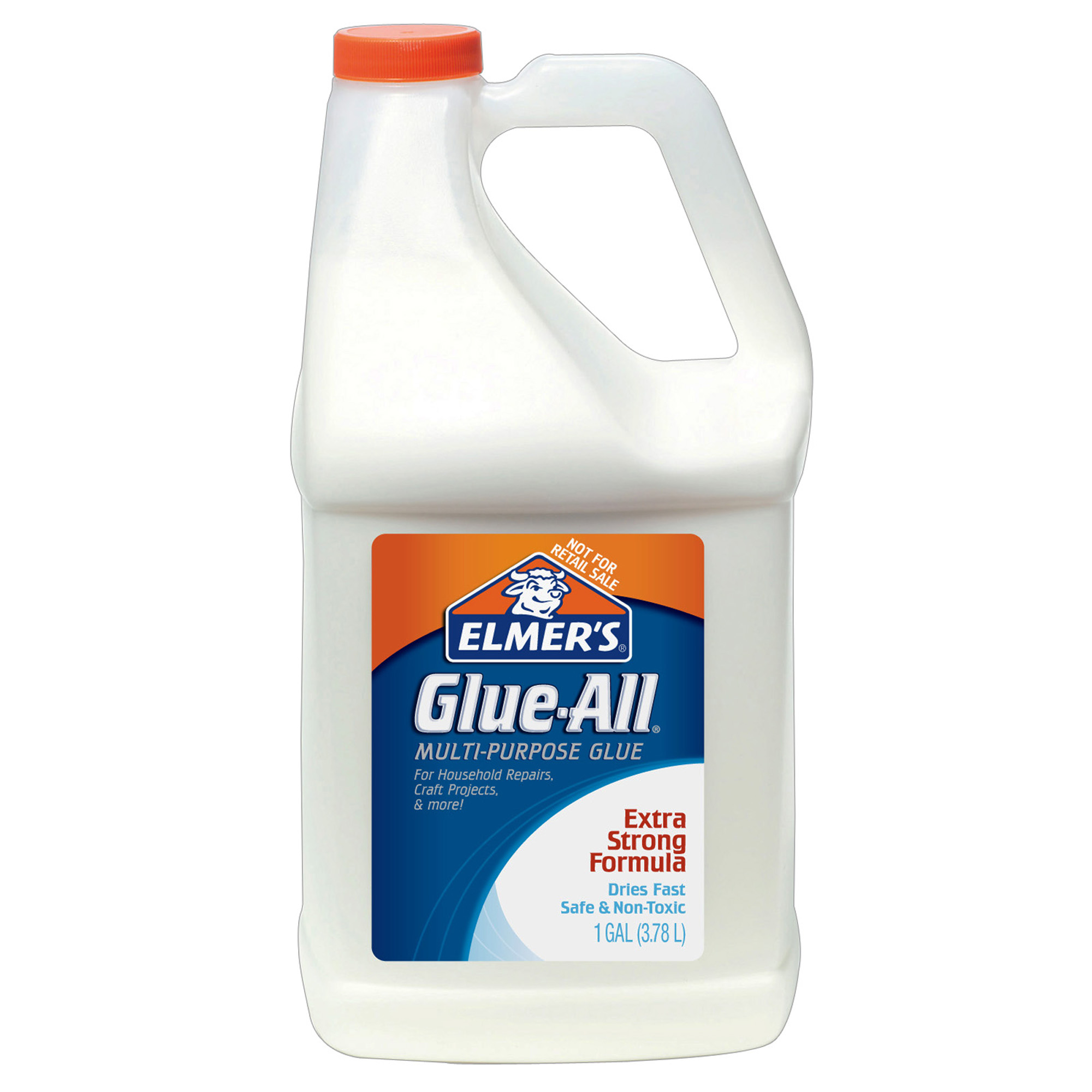 Elmers Glue-All Multipurpose Glue, Gallon by SANFORD LP - ELMER'S