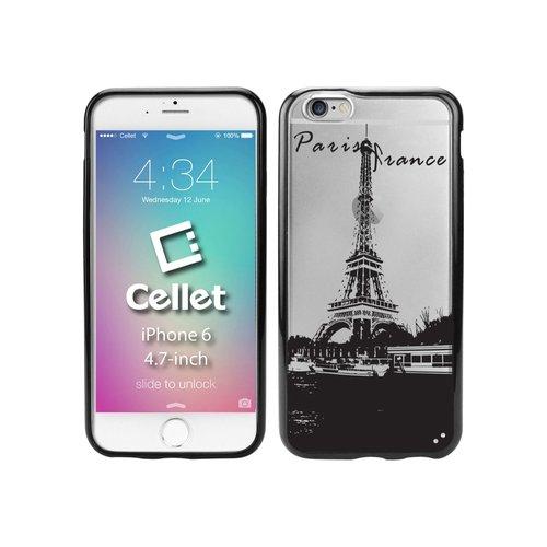 Cellet TPU/PC Proguard Case with Paris France for Apple iPhone 6