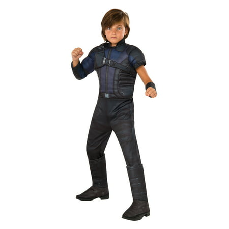 Captain America Civil War Hawkeye Child Halloween Costume - Mens Hawkeye Costume