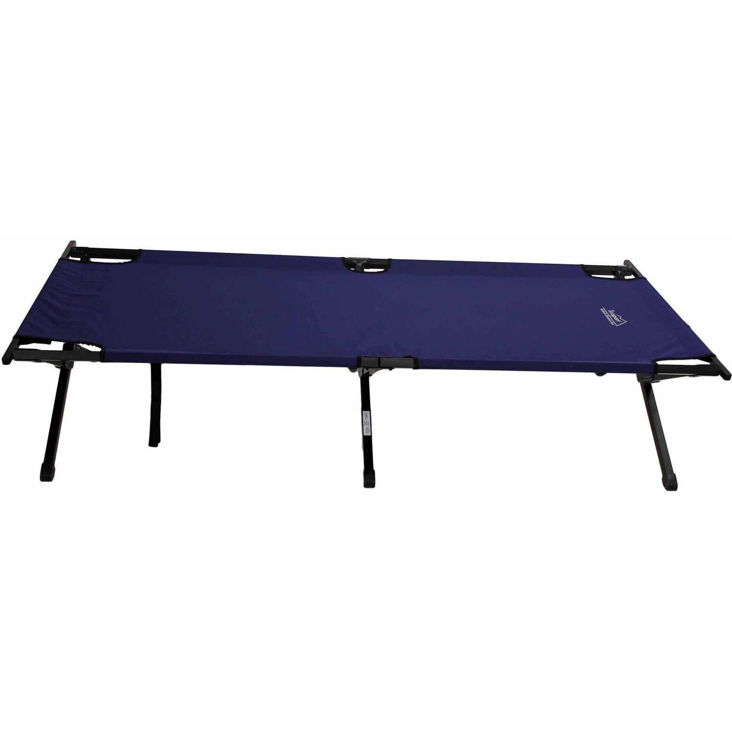 Tex Sport Cot Large, Folding, Steel by Tex Sport