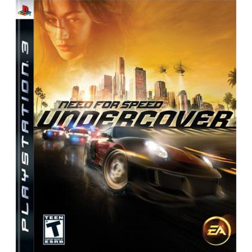 Need for Speed Undercover - PlayStation 3