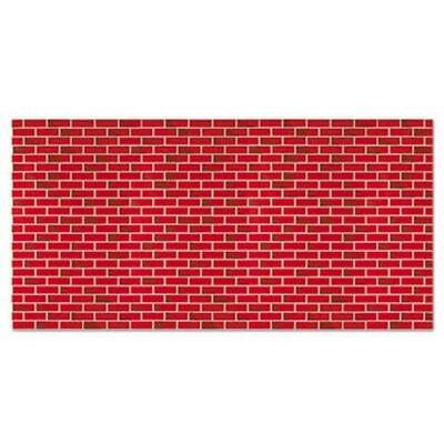 Pacon Fadeless Designs Bulletin Board Paper, Brick, 50 ft x 48