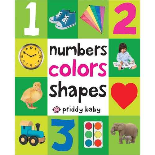 Numbers, Colors, Shapes